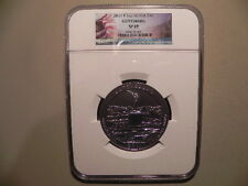 2011-P Gettysburg 5 oz Silver America the Beautiful Specimen Coin NGC SP69