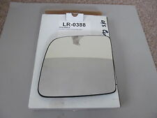 FORD TRANSIT CONNECT  MIRROR GLASS RIGHT HAND SIDE   LR 0388