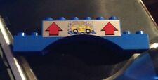LEGO DUPLO arco di pietra da Car Wash autolavaggio 5696