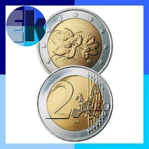 Ek // 2 euro Finlande # Pièce Nueve : Sélectionnez une Année :