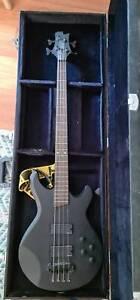 Black Cort Bass Guitar