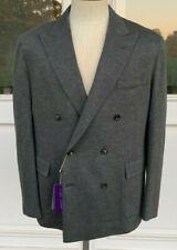 Ralph Lauren Purple Label double breasted blazer sportcoat 44R New
