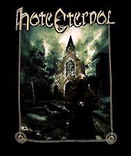 HATE ETERNAL cd lgo CHURCH IN RUIN Official Black SHIRT LAST XL new