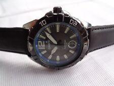 Black Dial Gents Analog Watch Rare Ss 10 Atm Casio Mtd-1070