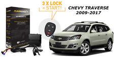 Flashlogic Remote Start for Chevy Traverse 2009-2017 Plug N Play FLRSGM10