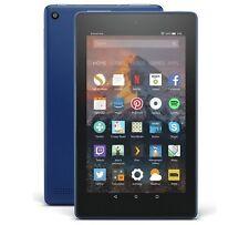 Amazon Fire 7 Alexa 7 Inch 8GB Tablet - Marine Blue by Amazon, Sealed