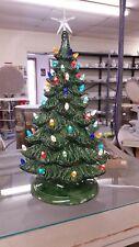 """18"""" Ceramic Christmas Tree"""