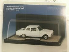 Franklin Mint 1960 Ford Falcon * Display Ad, Coa & Spec Sheet Only *