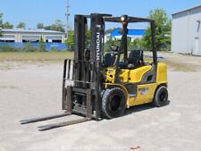 2013 Hyundai 30D-7E 5,510 lbs Warehouse Industrial Forklift Lift Truck bidadoo
