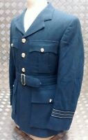 Genuine Vintage British RAF No1 Royal Air Force Officers Dress Jacket Pilot W/O