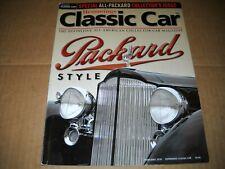 Hemmings Classic Car Magazine  February 2010 - ALL PACKARD ISSUE