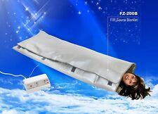 Firzone FZ200 Portable Far Infrared FIR Sauna blanket slimming detox pain relief
