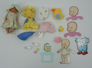 Baby Born Miniworld doll & accessories 2000's Zapf Creations