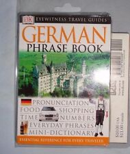 Travel Guide Phrase Books.Eyewitness Travel Guides - German : Pronunciation,