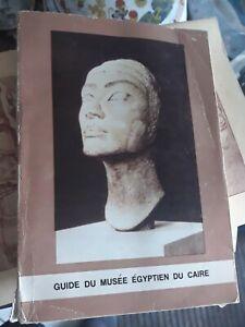 guide du musee egyptien du caire 1989