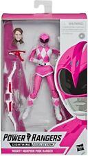 Kimberly Pink Power Ranger MMPR Lightning Collection (Dented Box)