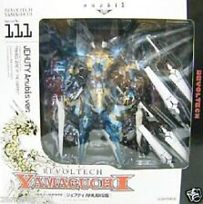 New Kaiyodo Revoltech Yamaguchi 111 Zone of the Enders Jehuty Anubis painted