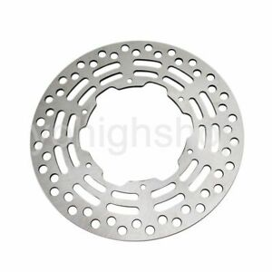 Front Brake Disc Rotor For Suzuki DR RM 125 DR250 DRZ250 RM RMX 250 DR350 DRZ400