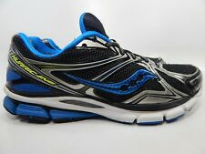 65f40006af1a Saucony Hurricane 16 Size US 12.5 M (D) EU 47 Men s Running Shoes Black