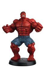 MARVEL FACT FILES SPECIAL #14 RED HULK EAGLEMOSS PUB W / MAGAZINE #smar17-201