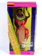 NIB BARBIE DOLL 1993 DOLLS OF THE WORLD KENYAN ** BOX #2