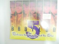 Babylon 5 Between The Candle And The Star Calendar New Sealed Collectors Edition