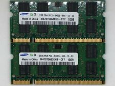 4GB KIT RAM for Dell Latitude D620 (2GBx2 memory) (B2)