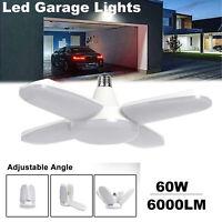 60W LED Garage Light Folding - Verformungslampe Deformable Deckenbeleuchtung