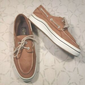 Sperry Top-Sider men's leather deck boat shoes sz 11 Medium width