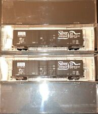 N Scale MTL 25th Anniversary 60' Boxcar, Excess Height, Dbl Plug Doors Rivet Sid