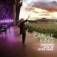 CAROLE KING - TAPESTRY: LIVE IN HYDE PARK  2 VINYL LP NEW!