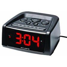 Acu-Rite Electric Alarm Clock,No 13019A2, Chaney Instrument Co, 3Pk