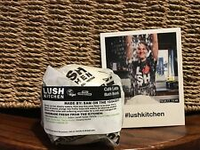 LUSH UK KITCHEN Cafe Latte Bath Bomb  SOLD OUT IN KITCHEN/LAST ONE