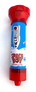 Retro Space Boy Siren Lite Flashlight