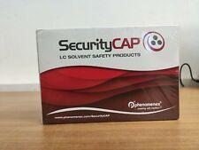 Phenomenex SecurityCAP Waste Starter Kit, 5-port DIN51 Cap and 6-month Exhaust