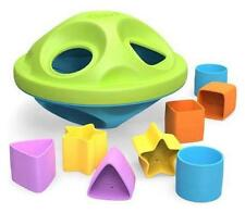 Green Toys Shape Sorter Development Toy MADE IN USA