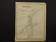 New York, Wayne County Map, 1874, Red Creek, Y4#59