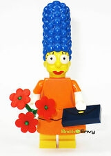 2015 LEGO #71009 Simpsons Minifigures Series 2 Marge Simpson Minifigure Sealed