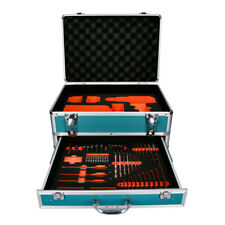 Aluminium Case for Combi Drill, Charger and Batteries and Accessories