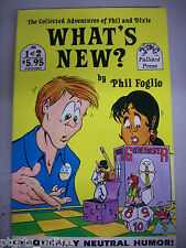 What's New? Chaotically Neutral Humor by Phil FoglioTrade Paperback New
