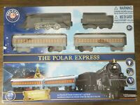 POLAR EXPRESS Lionel MINI Ready To Play Train Set Battery Operated NEW (NO BOX)