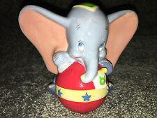 BABY DUMBO Disney Direct TRINKET BOX Collectible CERAMIC Vintage JEWELRY HOLDER
