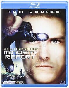 Blu Ray Minority Report - (2002) - Tom Cruise .......NUOVO