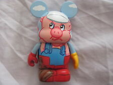"DISNEY VINYLMATION Nursery Rhymes Series Three Little Pigs  3"" Figurine"