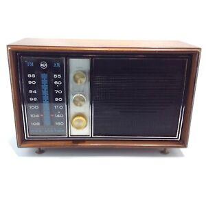 Victrola RCA VICTOR AM/FM Radio Model 3RC76 Filtermatic Tube Radio PARTS REPAIR