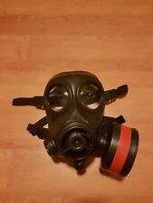 Militairy FM-12 British SAS gas mask respirator Size 2 + woodland bag and filter