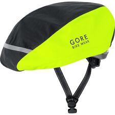 Gore Bike Wear Universal Neon Gore-Tex Helmet Cover Size M Black/Neon Yellow