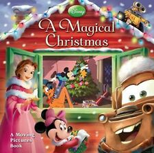 A Magical Christmas (Moving Pictures Book, A) - Good - Disney Book Group -