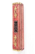 Vintage Handmade Wooden Incense Stick Holder Burner Storage Box