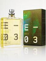 Escentric Molecules Escentric 03 Edt Eau de Toilette Spray Unisex 100ml NEU/OVP